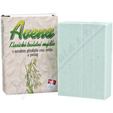 AVENA-Klas. toalet. mýdlo s extr. ovsa a peeling 100g