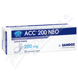 Acc 200 NEO por. tbl. eff. 20x200mg