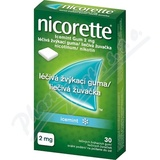 Nicorette Icemint Gum 2mg gum. mnd. 30