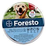 Foresto 4. 50g+2. 03g obojek pro psy nad 8kg 70cm