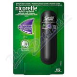 Nicorette spray 1mg-dávka orm. spr. 1x13. 2ml-150mg