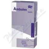 Ambulex Vinyl rukavice vinylové pudrované S 100ks