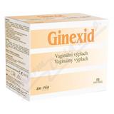 GINEXID vaginální výplach 3x100 ml