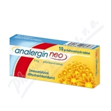 Analergin Neo 5mg por. tbl. flm.  10x5mg