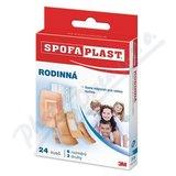 3M Spofaplast 601 Rodinná Mix 24ks