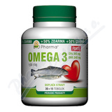 Omega 3 Forte 1200mg tob.30+15 Bio-Pharma