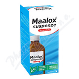 Maalox suspenze 35mg-ml+40mg-ml por. sus. 1x250ml II