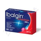 Ibalgin Rapidcaps 400mg por.cps.mol.20x400mg