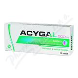 Acygal 500mg por. tbl. nob. 10x500mg