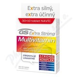 GS Extra Strong Multivitamin tbl.30+10 2017
