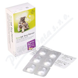 Drontal Dog Flavour 150-144-50mg pro psy tbl. 24
