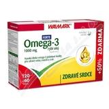 Walmark Omega 3 Forte tob. 120+60