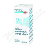 Natrium phosphoricum DHU D5-D30 tbl.nob.80