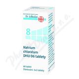 Natrium chloratum DHU D5-D30 tbl.nob.80