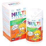 The Simpsons Multivitamin+kolostrum tbl.45