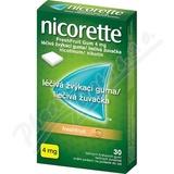 Nicorette FreshFruit Gum 4mg gum. mnd. 30