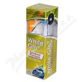 WHITE GLO Bělící pasta Smokers 150g + kart. na zuby