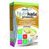 Nutrikaše probiotic s banány 180g (3x60g)