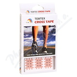 Tejp.  TEMTEX křížové Cross tape A type 180ks