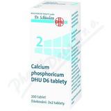 Calcium phosphoricum DHU D5-D30 tbl. nob. 200