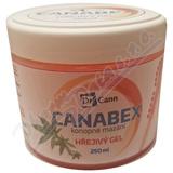 Dr. Cann CANABEX konopné mazání hřejivý gel 250ml