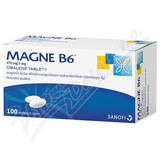 Magne B6 470mg-5mg tbl. obd. 100