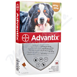 Advantix pro psy 40-60kg spot-on a.u.v.1x6ml
