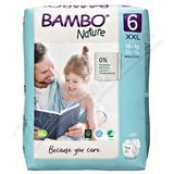 Bambo Nature 6 dětské plenk.  kalhotky 16+ kg 20ks