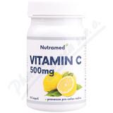 Nutramed Vitamin C 500mg cps.90