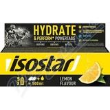 ISOSTAR Powertabs šumivé tablety citrón 10x12g