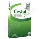 Cestal Cat 80-20 mg žvýkací tablety pro kočky 8ks