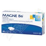 Magne B6 470mg-5mg tbl. obd. 40