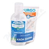 URGO Hydroalkoholický gel 75ml+Prevence krém 50ml
