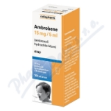 Ambrobene 15mg-5ml sir. 1x100ml
