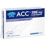 ACC 200 200mg cps. dur. 20x200mg