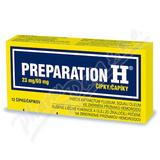 Preparation H 23mg-69mg sup. 12 I