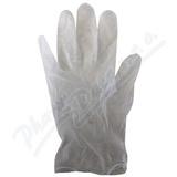 Rukavice vinyl nepudrované Xingyu Gloves L 100ks