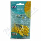 TePe mezizub. kartáčky žluté 0. 7mm 8ks sáček