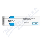 Fluidex eff. tbl. 20 Generica