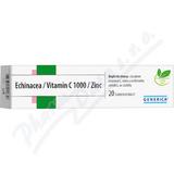 Echinacea-Vitamin C 1000-Zinc Generica eff. tbl. 20