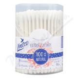 Vatové tyčinky LINTEO - 150ks dóza