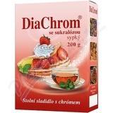 DiaChrom se sukralózou sypký 200g nízkokal. sladid.