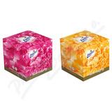 Papírové kapes. LINTEO PREMIUM 3-vrstvé bílé 60 ks
