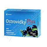 Ostrovidky Plus s luteinem cps.30