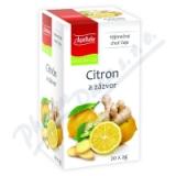 Apotheke Citron+zázvor s lípou čaj 20x2g