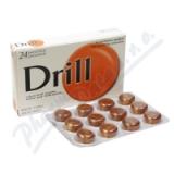 Drill Růžový Med 3mg-0.2mg pas.24 55