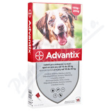 Advantix pro psy od 10-25kg spot-on a.u.v.1x2.5ml