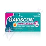 Gaviscon Duo Efekt �v�kac� tablety por.tbl.mnd.24