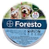 Foresto 1.25g+0.56g obojek pro koèky a psy do 8kg