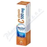 Revital C vitamin 500mg Pomeran� eff.tbl.20